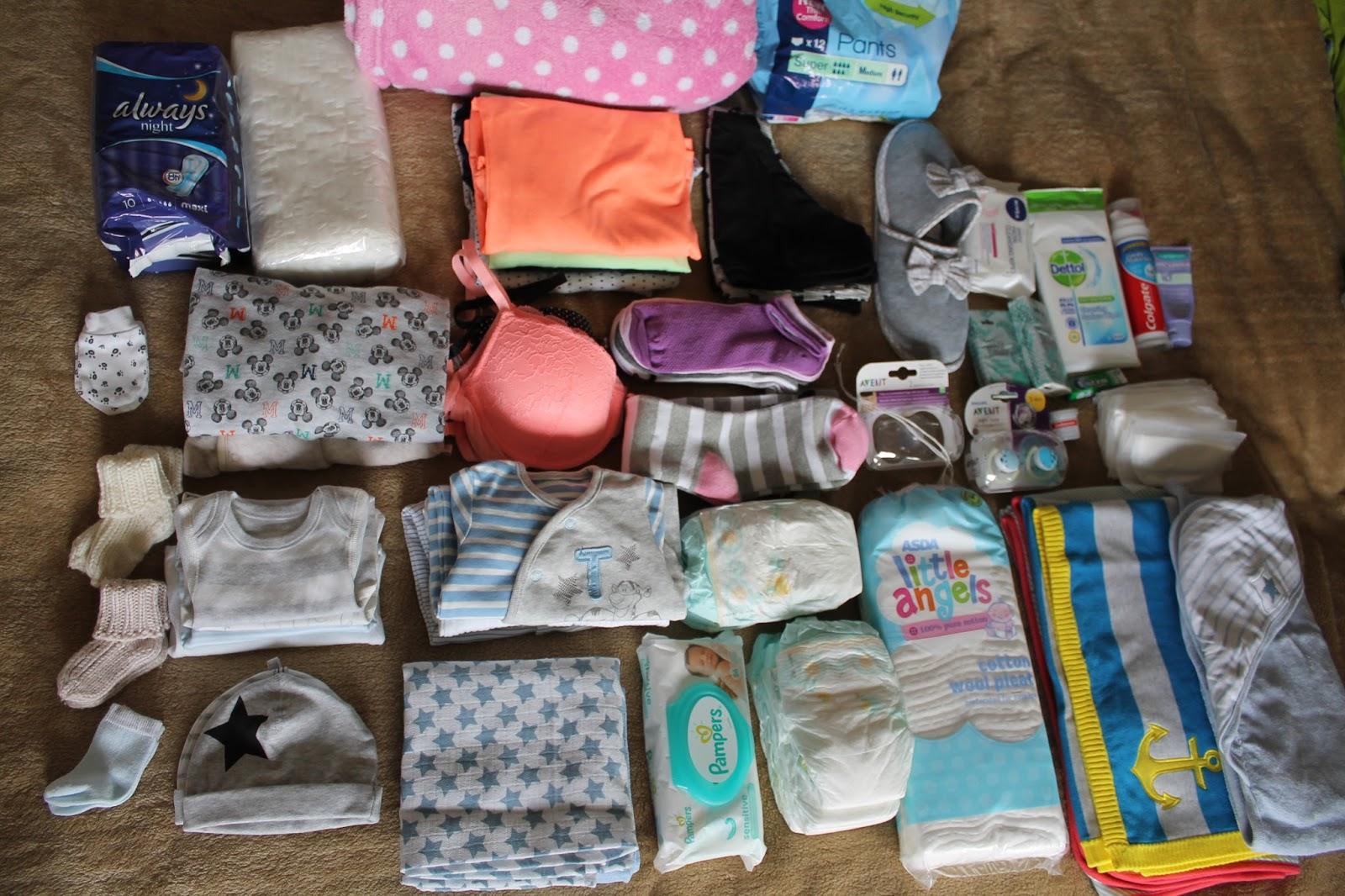 Doğuma giderken doğum çantası nasıl hazırlanmalı